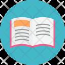Book Business Design Icon