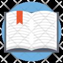Book Ribbon Study Icon
