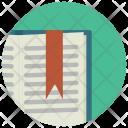Bookmark Book Read Icon