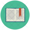 Book Bookmark Mark Icon