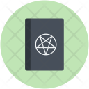 Book Black Magic Icon