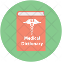 Book Study Medical Icon