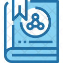 Scientific Study Book Icon
