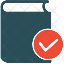 Approved Checkmark Address Icon