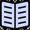 Book Law Justice Icon