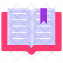 Educational Book Book Handbook Icon