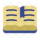 Book Reading Reference Icon