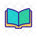 Support Contour Book Icon