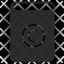 Book Copyright Icon