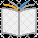Book Open Knowledge Icon