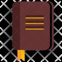 Book Text Read Icon
