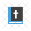 Book Cross Holy Icon