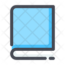Book Library Study Icon