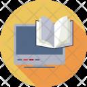 Book Computer Interface Icon