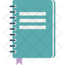 Book Booklet Bookmark Icon