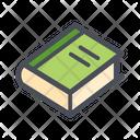 Education Text Bookstore Icon