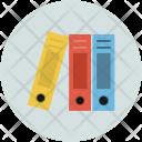 Book Shielf Law Icon