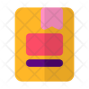 Business Management Book Icon
