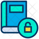 Book Notebook Password Icon