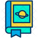Book Astronomy Book Space Book Icon