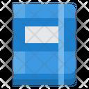 Book Address Book Notebook Icon