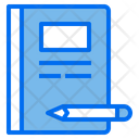 Book Note Office Icon