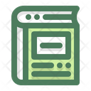 Book Education Reading Icon