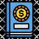 Book Finance Book Finance Icon