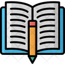 Book Journal Notebook Icon