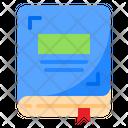 Book Document Paper Icon