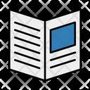 Book Textbook Reading Icon