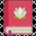Yoga Book Icon