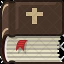 Book Bible Church Icon
