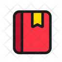 Book Reference Textbook Icon