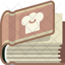 Book Cookery Cooking Icon
