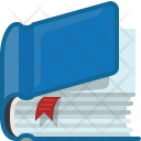 Book Learning Library Icon