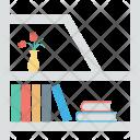 Book Shelf Books Icon