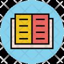 Book Open Education Icon