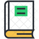 Book Catalog Education Icon