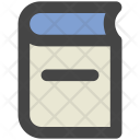 Book Notebook Textbook Icon