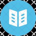 Book Open Bible Icon