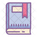 Book Catalog Education Icon
