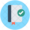 Book Booklet Study Icon