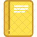 Book Office Law Icon