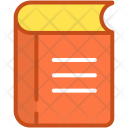 Book Diary Knowledge Icon