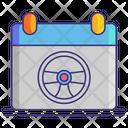 Book A Test Drive Icon