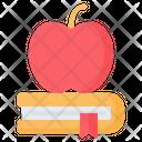 Apple Book Education Icon