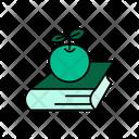 Laboratory School Supplies School Icon