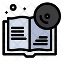 Book And Cd Icon