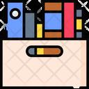 Book Box Icon